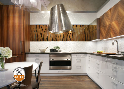 Appliances, Flooring, And Sinks Have Been Replaced But The Rutt Cabinetry  Remainsu2014beautiful, Functional, And Timeless. All Because Someone Had The  Vision To ...