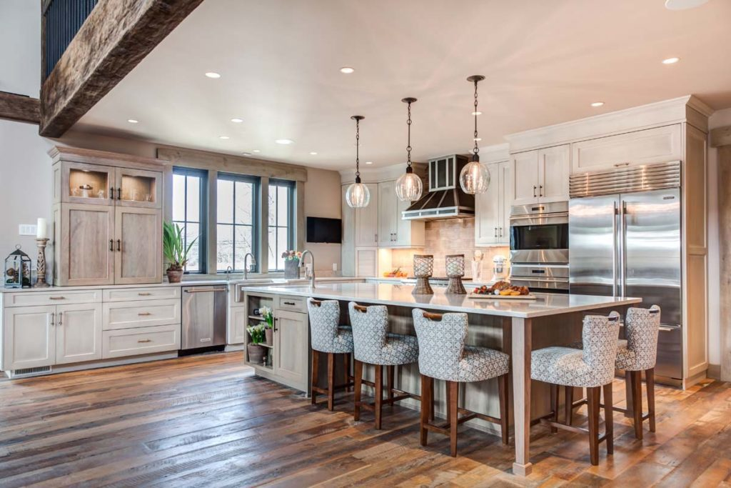 high end new jersey kitchen remodel