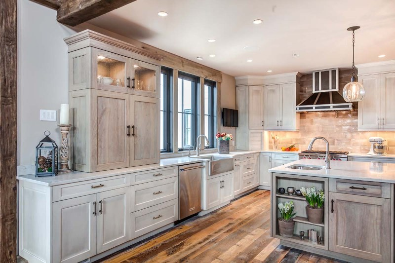 The Making of a Country Kitchen | Kitchen Expressions